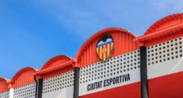 El Valencia CF libera y hace público su protocolo covid-19 en la Ciudad Deportiva de Paterna