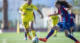 El Villarreal debuta con victoria y el Joventut Almassora cosecha su primer punto en Reto Iberdrola