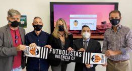 La Asociación de Futbolistas VCF suma dos importantes apoyos para su labor social y deportiva