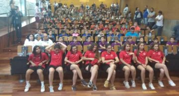 La Fundación Deportiva Municipal también 'reta' a Sanitat y fija el arranque de sus Juegos Deportivos para noviembre