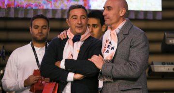 Gomar 'renueva' legislatura como vicepresidente de la RFEF