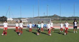 Los equipos femeninos del Ciutat de Xàtiva siguen cogiendo ritmo en una atípica pretemorada
