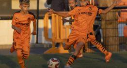 Los equipos de fútbol-8 del Valencia CF, listos para el arranque de sus temporadas 20-21