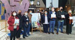 Homenaje a las pioneras del futfem en Valencia a cargo de la Asociación Vecinal de Patraix