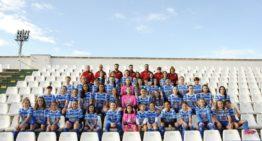 El Atco. Benidorm Club Deportivo Femenino explica su bonito proyecto deportivo en el segundo 'Valenta Radio' 20-21