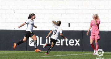 El Valencia Femenino resiste y se lleva un punto ante el Real Madrid (1-1)