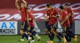 El 'Tiburón' Guillamón y Dani Gómez anotaron para España en su clasificación para el Europeo Sub-21