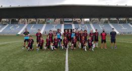Los técnicos de la Academia Valencia CF comienzan con sus visitas a les Escoles VCF