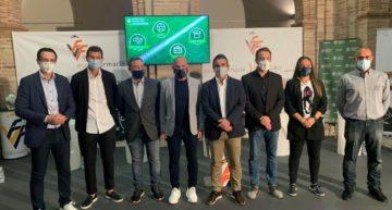 GALERÍA: Los seis entrenadores de los equipos valencianos de Primera, juntos gracias a la FFCV