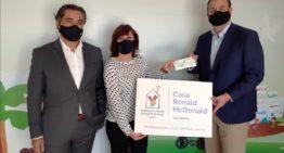 Ética y Degroof Petercam apoyan la labor de Casa Ronald McDonald Valencia y Casa Caridad donando parte de los honorarios de gestión de su SICAV