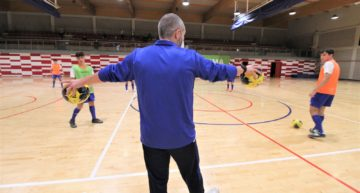 Calpe es el destino de la segunda convocatoria de la Selecció Valenciana sub19 masculina de futsal