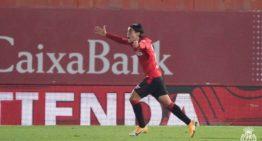 VIDEO: El mallorquinista Luka Romero logró su primer gol en partido oficial con apenas 16 años