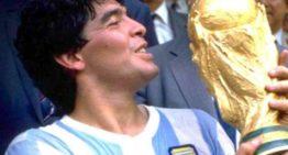 Niños, este era Diego Armando Maradona (1960-2020)