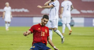 Un 'hat-trick' que Ferran Torres jamás olvidará