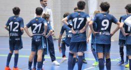 Borja Palomero hace oficial la lista de 17 jugadores convocados con la Selección Valenciana sub14 de fútsal