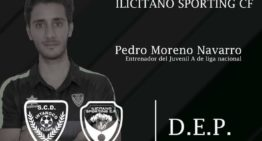 Mazazo en el Intangco tras el fallecimiento del entrenador del Juvenil 'A' Pedro Moreno