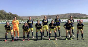 Una sensacional Salma Paralluelo le da la victoria al Villarreal ante el Femarguín (2-3)