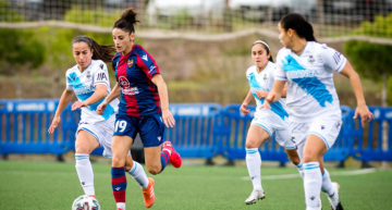 El Levante se impone de forma solvente al Deportivo Abanca (4-1)
