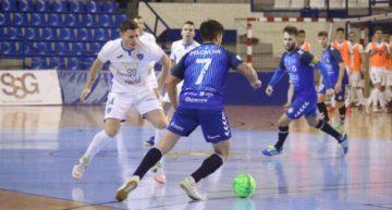 Bisontes tumba al Alzira y jugará dieciseisavos de Copa del Rey de futsal ante un Primera