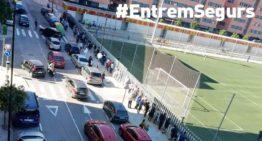 La FFCV solicitará a la Generalitat que se permita el acceso de público a las competiciones federadas