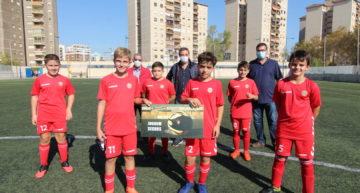 Regresa el Fútbol-8 de la Comunitat bajo el lema 'Seguim jugant segurs'