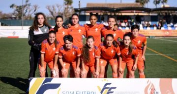 Hasta 14 jugadoras Valenta han sido convocadas por la Selección Española para sus Jornadas Virtuales
