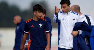 Las convocatorias 20-21 arrancan para la Selecció FFCV sub-14 masculina de fútbol