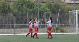 Los equipos femeninos del Ciutat de Xàtiva ganaron todos sus partidos