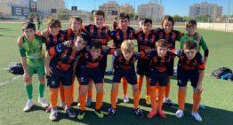 El fútbol-8 de Castellón vibra con un primer fin de semana de competición repleto de emociones