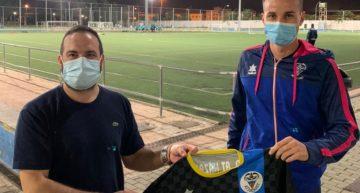 Miki Balaguer es el nuevo director deportivo del Atlético Nazaret
