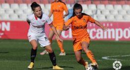 El Valencia saca un punto ante el Sevilla en su último partido antes del parón (0-0)