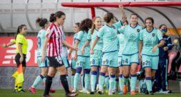 El Levante Femenino al fin regresó al fútbol con victoria ante el Athletic (0-2)