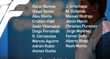 Sergio Calduch hace oficial su primera convocatoria en la Selecció sub16 de futsal masculino