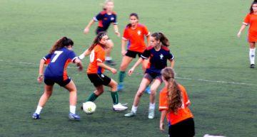 GALERÍA: La Selección Valenta Sub-17 de Triguero se probó en amistoso interno en Picassent