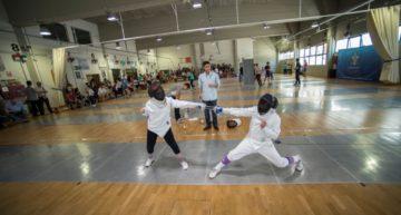 Las Escuelas Deportivas Municipales de València ofrecerán esta Navidad actividades como ajedrez, hockey, baloncesto o esgrima