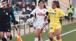 El Villarreal retransmite este sábado 12 sus partidos de División de Honor y Reto Iberdrola