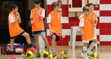Lista de convocados para el segundo entrenamiento de la Selecció Sub-14 de futsal