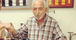 Condolencias por el fallecimiento de Eliseo Pla, histórico presidente de la UD Castellonense
