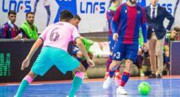 Previa: el Levante Futsal busca la final four ante Osasuna Magna (miércoles 16, 20:30 horas)