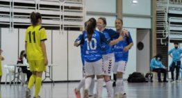Doble enfrentamiento valenciano en la primera eliminatoria de Copa de la Reina de fútbol sala 20-21