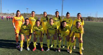 Villarreal y Valencia vencen en la última jornada de 2020 de la Reto Iberdrola
