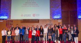 EN DIRECTO: XX Premios Mérito Deportivo Ciudad de València (lunes 21, 18:30 horas)