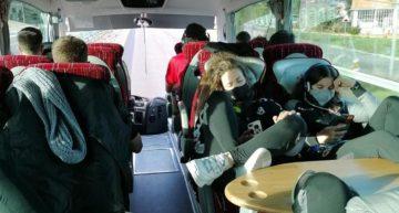 """AFE denuncia que las jugadoras del Rayo """"viajan hacinadas en el autobús"""" y solicita una reunión con Martín Presa"""
