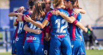 Otra muesca para Esther sirve al Levante Femenino para imponerse al Español (1-0)