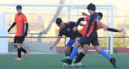 Buen rendimiento en la primera prueba 20-21 para la Sub-16 de Javi Lafora