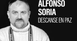 El Torrent CF, de luto por el fallecimiento de su fotógrafo Alfonso Soria