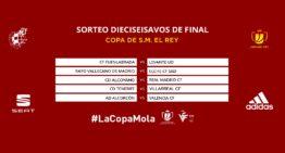 Valencia, Levante, Villarreal, Elche y Alcoyano ya saben sus rivales en dieciseisavos de Copa