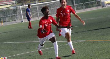 El CF Talavera confirma el fichaje del ariete ghanés juvenil Bashiru por el Valencia CF