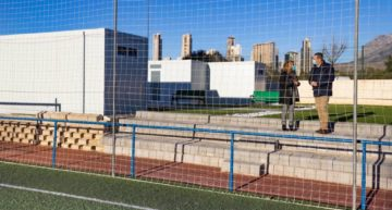 El Ayuntamiento de Benidorm invierte 289.918 euros en mejorar sus instalaciones deportivas municipales