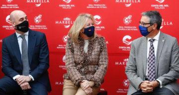 Las categorías formativas de la RFEF tendrán Marbella como sede oficial hasta 2024